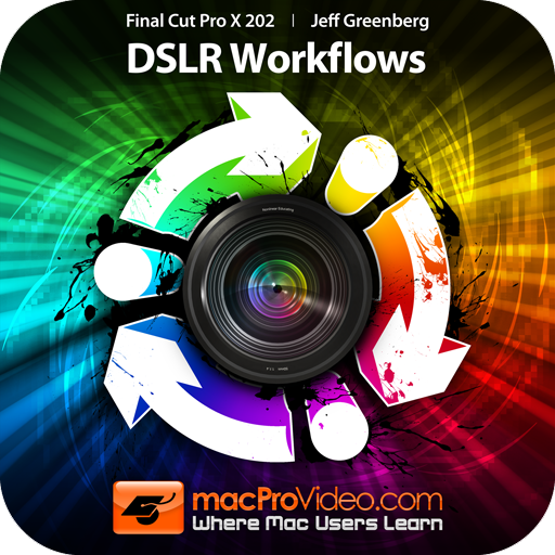 Course For Final Cut Pro X 202 - DSLR Workflows
