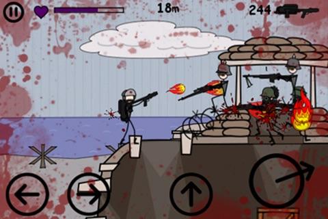 скачать бесплатно игру Doodle Army - фото 11