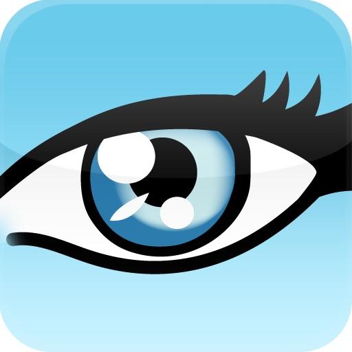 eye refresh mein augentraining im app store. Black Bedroom Furniture Sets. Home Design Ideas
