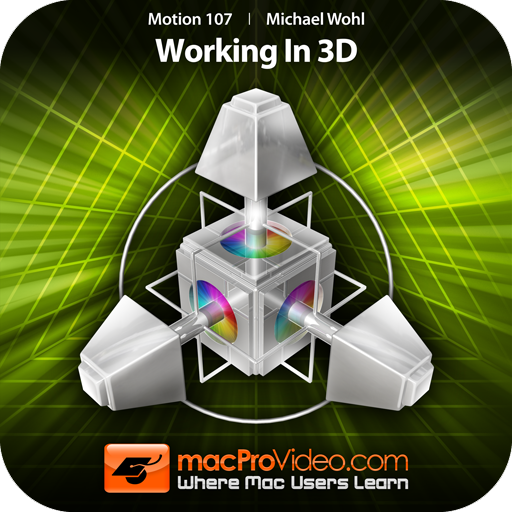 Course For Motion 5 107 - Working in 3D