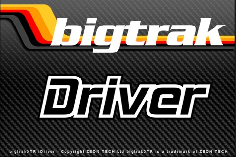bigtrakXTR iDriver screenshot 1
