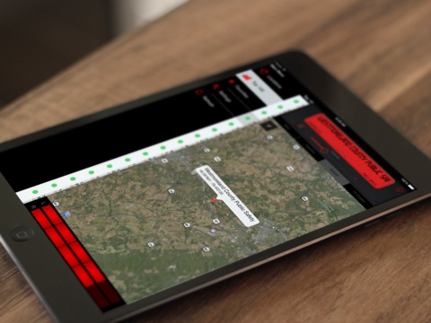 Fire Radio Scanner HD 2 screenshot 1