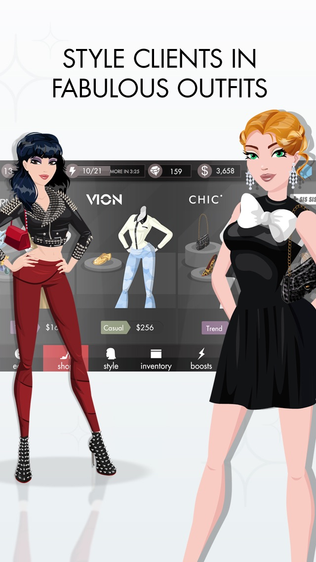 Top Stylist The Fashion Game By Crowdstar Inc