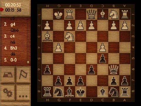 Chess: Battle of the Elements HD screenshot 2