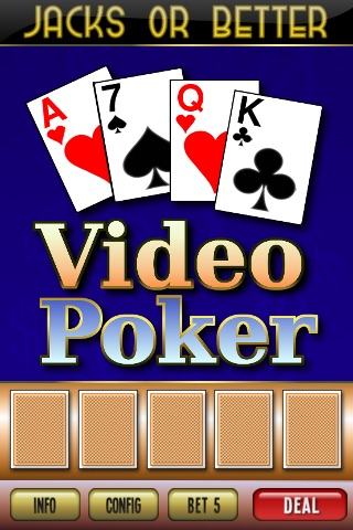 Video poker iphone app review