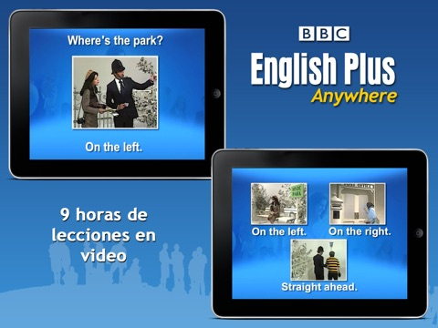 BBC English Plus Anywhere (Español) screenshot 2