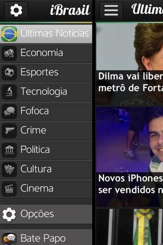 iBrasil - Notícias do Brasil screenshot 1