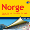 Norway. Road map