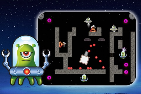 Baby Alien Invasion 2 Lite screenshot 3