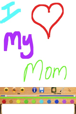 Kids Finger Painting - Learn Your Letters screenshot 4
