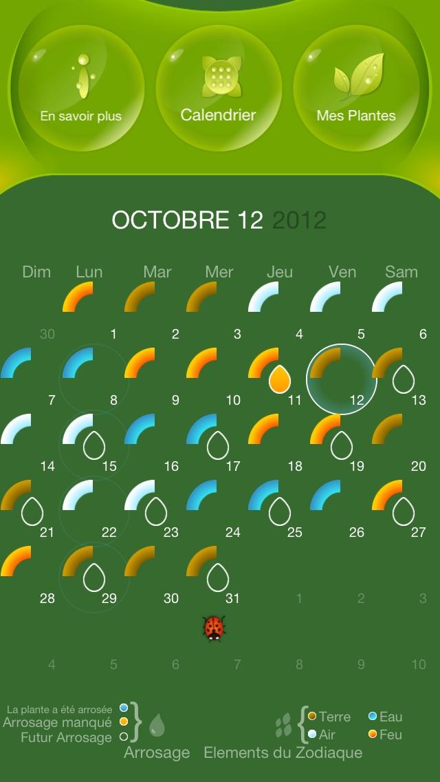 Screenshot #3 pour Jardiner Avec La Lune