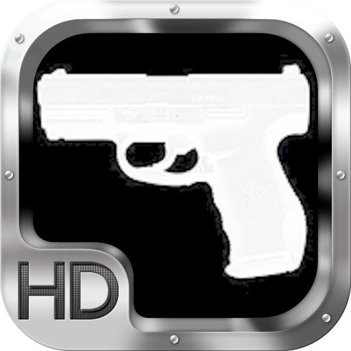 Gun's Sounds HD iOS App