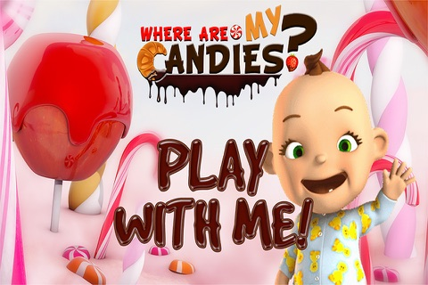 Where are my candies screenshot 1