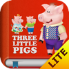 Kids Apps ∙ The Three Little Piggies and Big Bad Wolf.