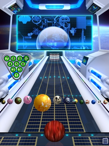 Action Bowling HD screenshot 2