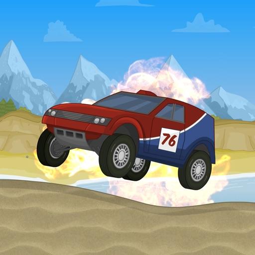 Blast Driver iOS App