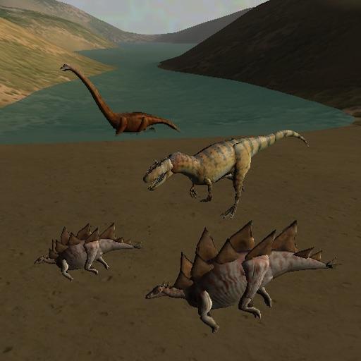 Dino Attack! iOS App