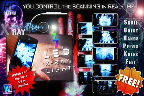 Amazing X-Ray FX ² LITE screenshot 2