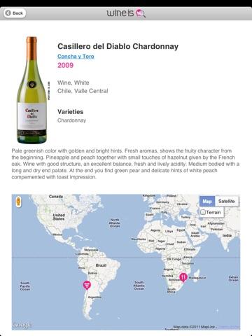 Wine-is Finder Скриншоты6