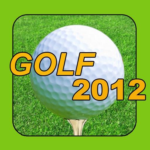 Golf 2012 iOS App