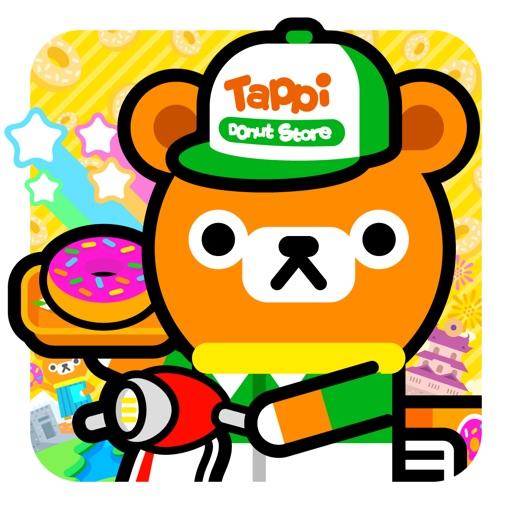 甜甜圈速遞員 — Tappi Bear【可爱休闲】