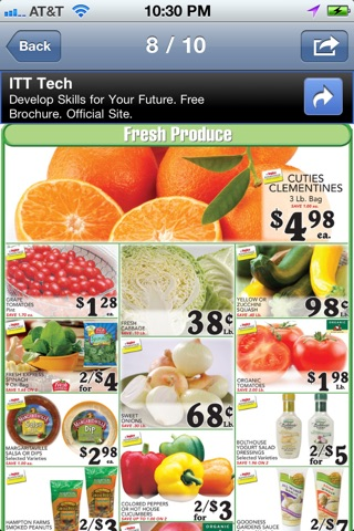 Weekly Ads & Sales for Kohls, CVS, Publix, Bestbuy, etc screenshot 1