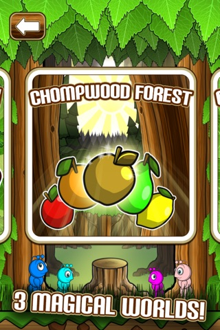 Little Chomp Lite screenshot 4