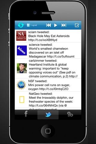 Socialspeech review screenshots