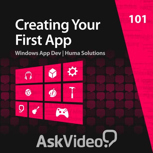 AV for Windows 8 App Dev - Creating Your First App