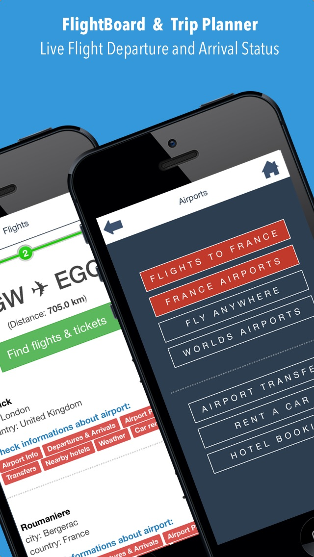 New Zealand Fly & Drive. Offline road map, flights status & tickets, airport, car rental, hotels booking.Screenshot of 2