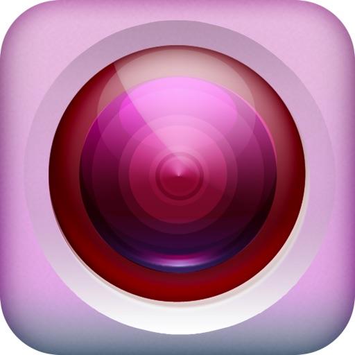 Sticker Cam iOS App