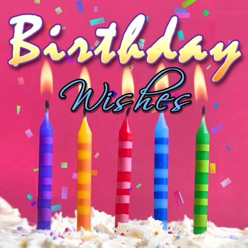 Birthday Wishes App Icon