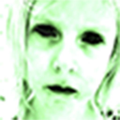 Scary Face Camera iOS App