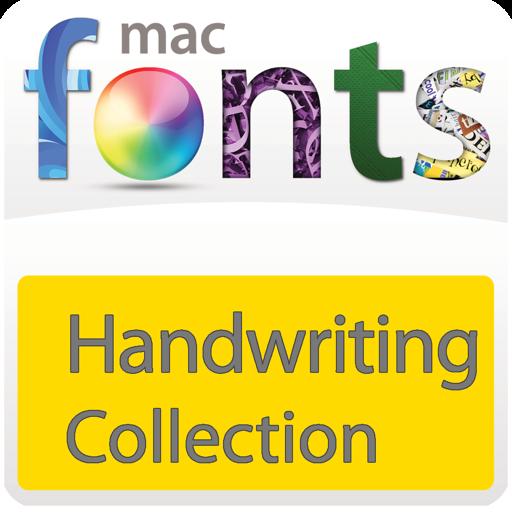 MacFonts-HandwritingFonts