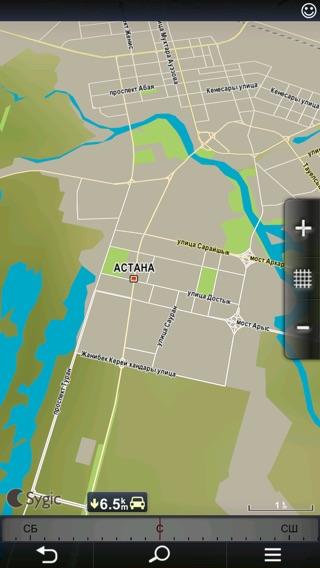 Sygic Iraq GPS Navigation On The App Store - Sygic us maps