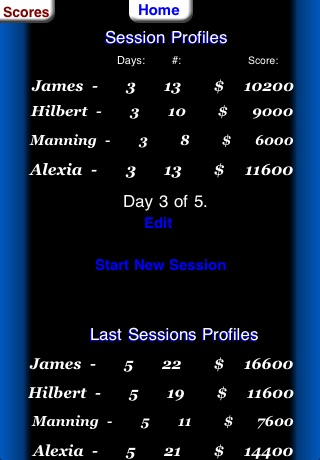 Score Keeper-Lite! screenshot 3