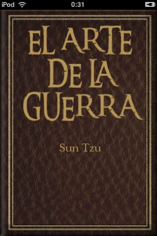 El Arte de la Guerra de Sun Tzu (ebook) screenshot 2