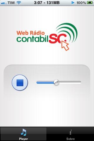RadioContabilSC screenshot 3