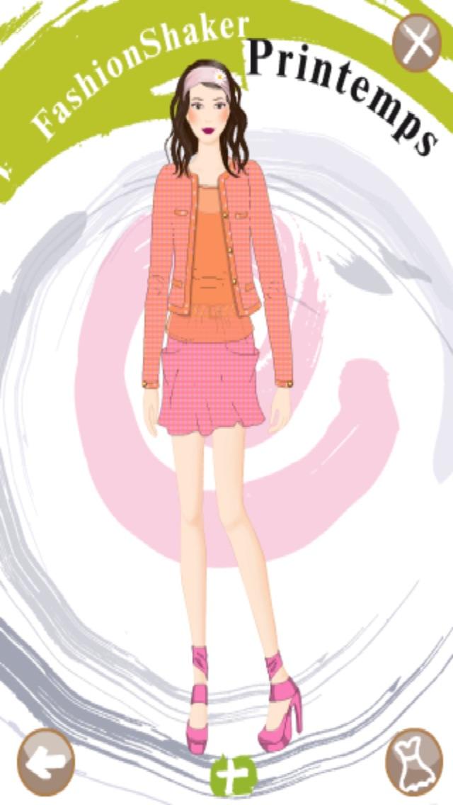 Jeune Styliste : le jeu pour créer ta mode Screenshot 2