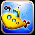 A Submarine Adventure: Sub Up Rescue Game icon