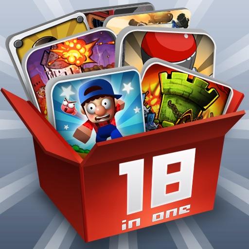 超级游戏盒子2:GAMEBOX 2