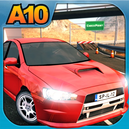 Highway Rally iOS App