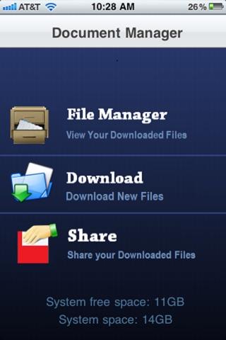 Document Reader for Microsoft Office screenshot 4