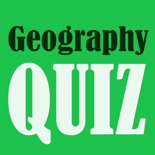 Geography Quiz - Play free geography trivia quiz game against your friends iOS App