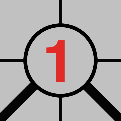 Slant Puzzle Free - Challenging, Fun, Addictive, Logic Game. Good for your Brain! iOS App