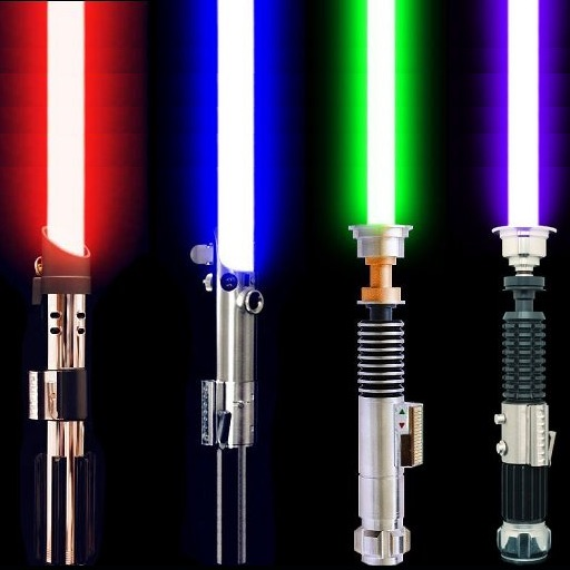 Lightsaber Builder HD for iPad iOS App