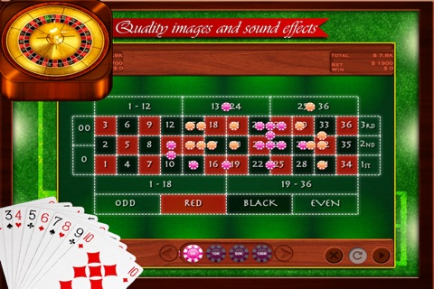 Roulette - The Game screenshot 4