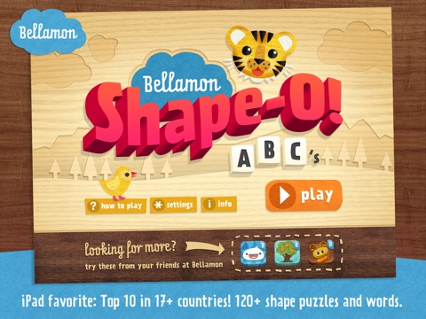 Shape-O ABC's screenshot 1