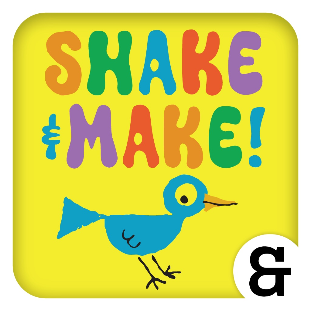 Ed Emberley's Shake & Make iPhone