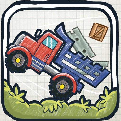 Doodle Truck 2